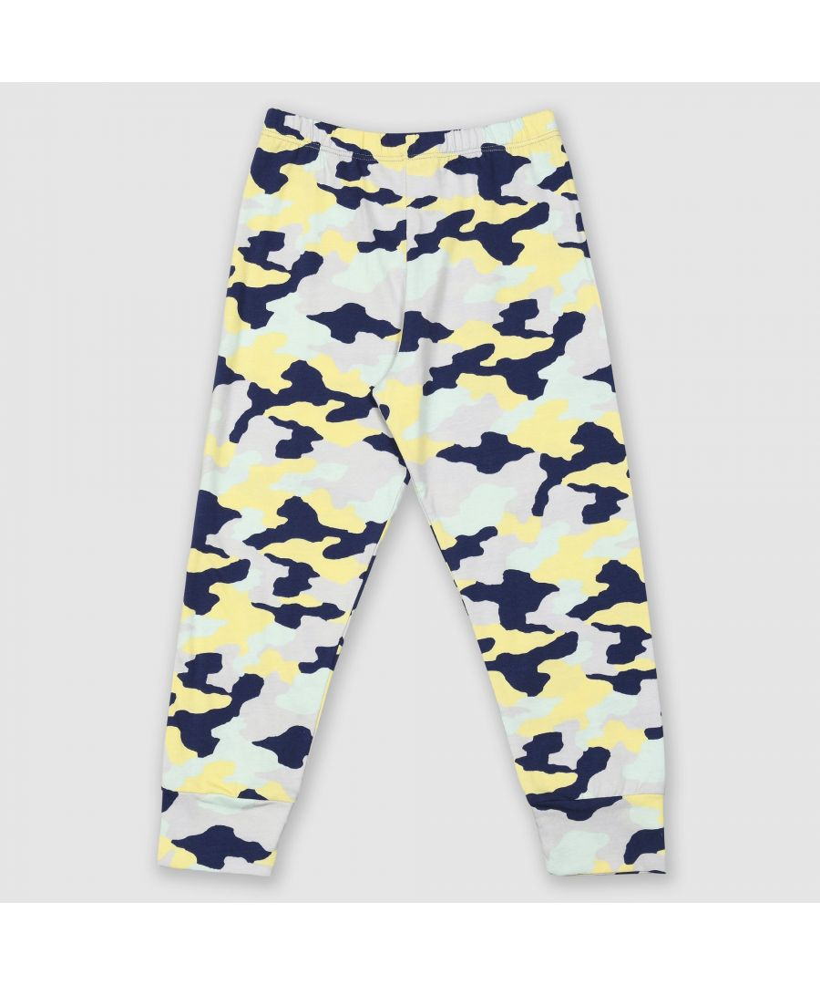 Image for Camo Blue leggings