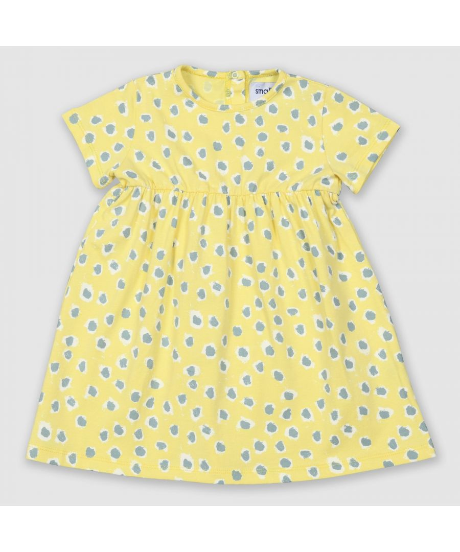 Image for Painted Dot Short Sleeve Dress