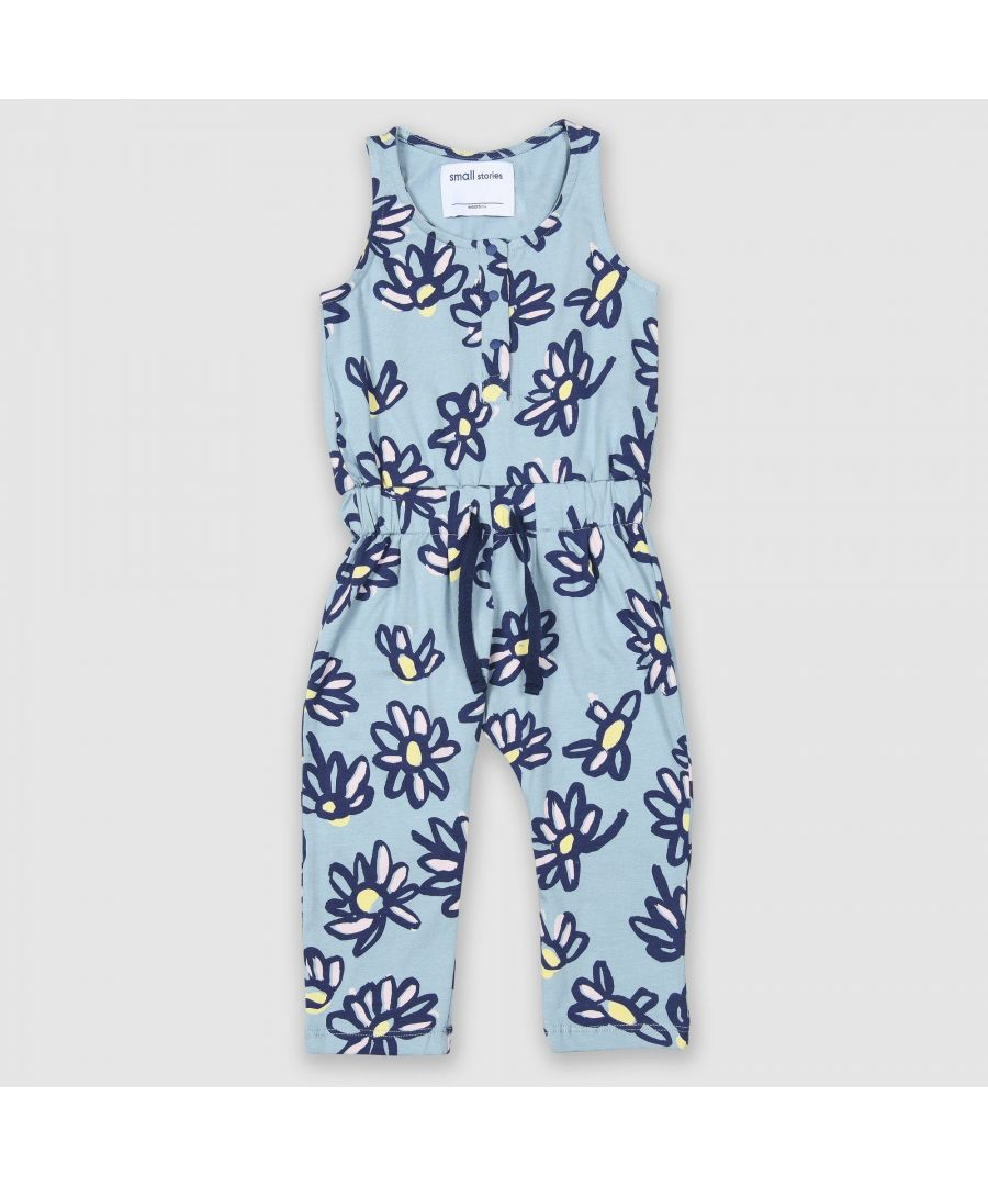Image for Floral Jumpsuit