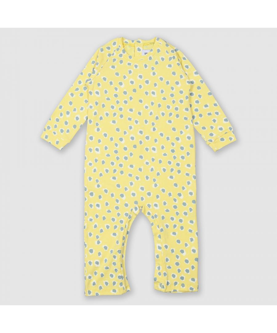 Image for Painted Dot Romper