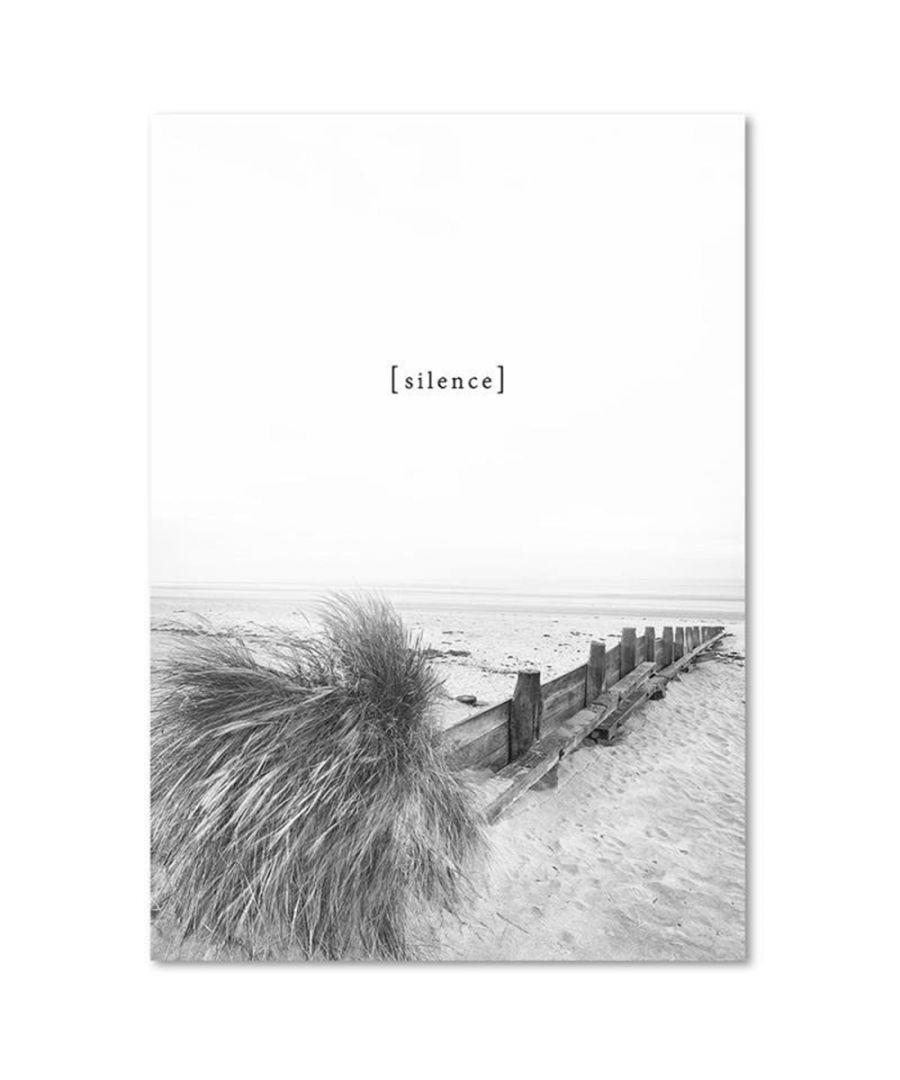 Image for Canvas Print - Unspoilt Beaches Cm. 50x70