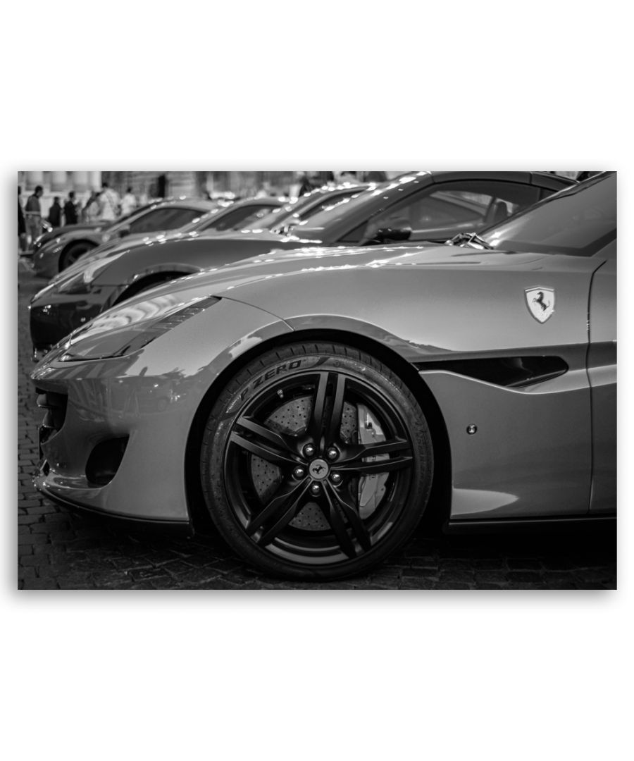 Image for Canvas Print - Sports Cars No. 1 - Wall Art Decor