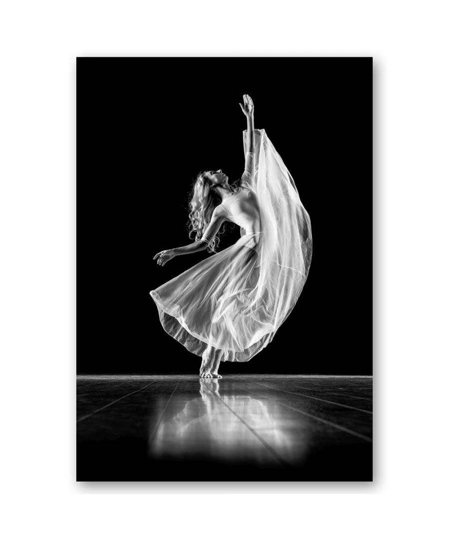 Image for Canvas Print - Dance On The Tips - Wall Art Decor