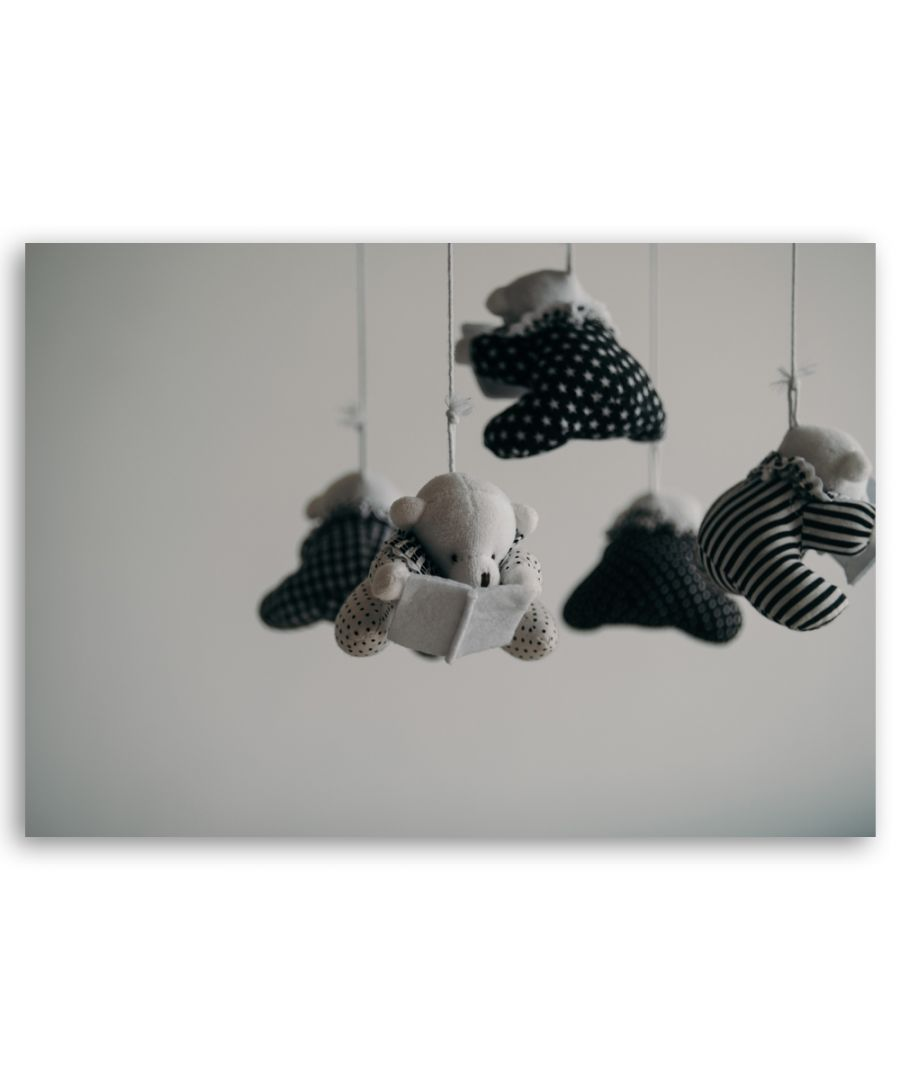 Image for Canvas Print - Newborn Toys - Wall Art Decor
