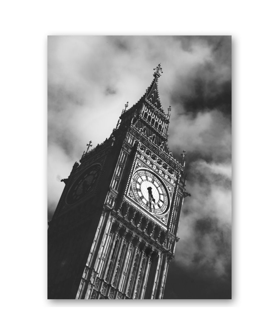 Image for Canvas Print - The Big Ben - Wall Art Decor