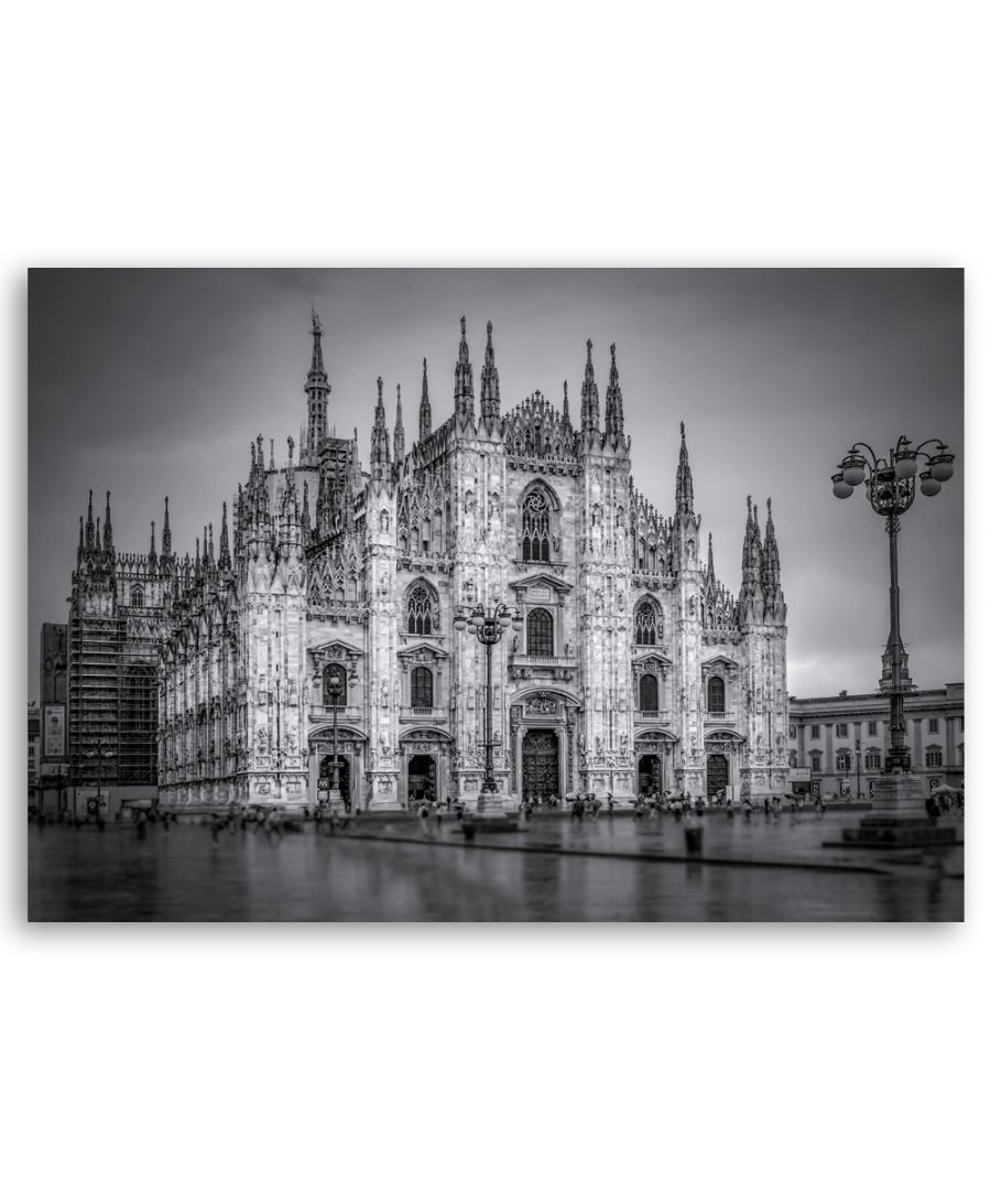 Image for Canvas Print - The Cathedral Of Milan - Wall Art Decor
