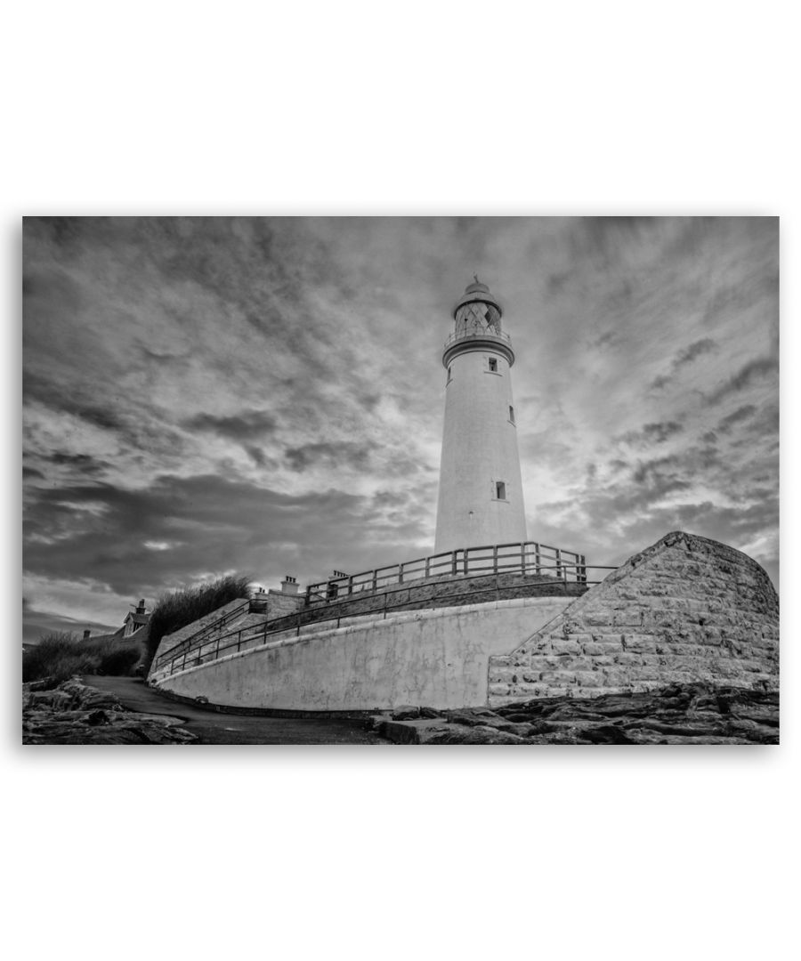 Image for Canvas Print - The Lighthouse In The Clouds - Wall Art Decor