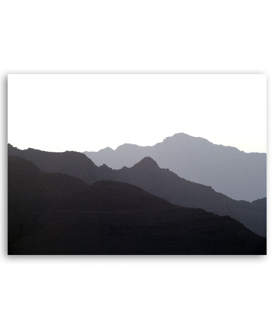 Image for Canvas Print - Mountains In The Mist - Wall Art Decor