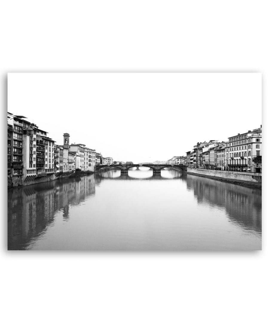 Image for Canvas Print - A Bridge Across The River - Wall Art Decor