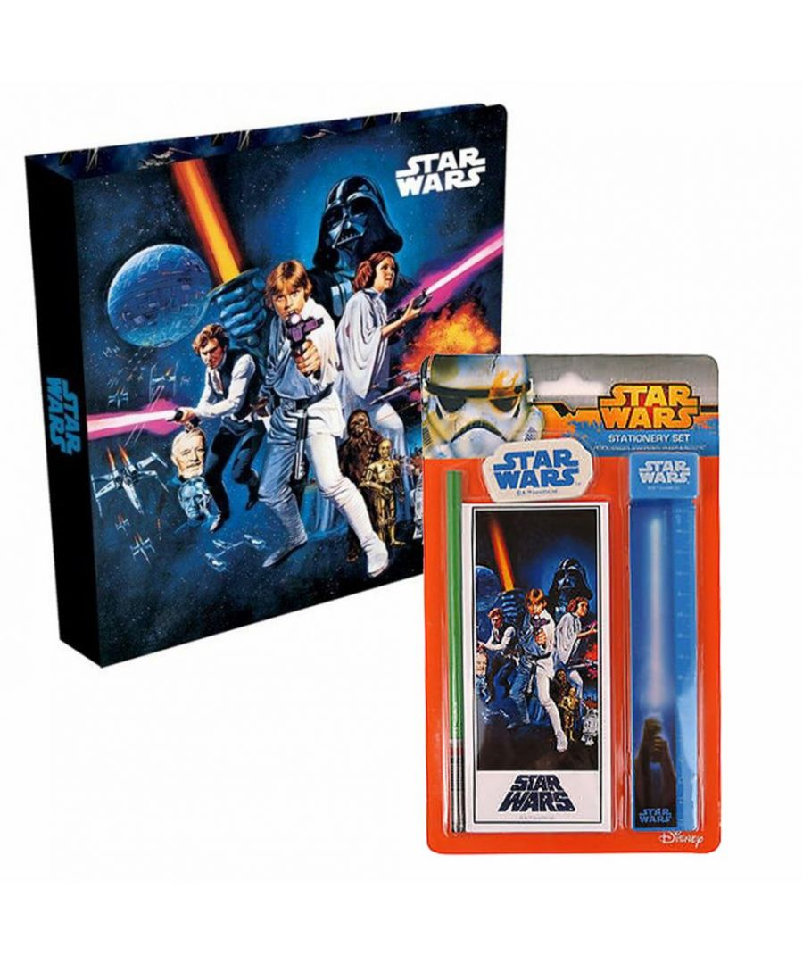 Image for Star Wars Classic A New Hope Stationary Bundle