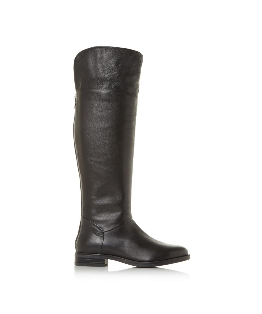 Image for Dune Ladies TAHNIE Zip Back Knee High Boots