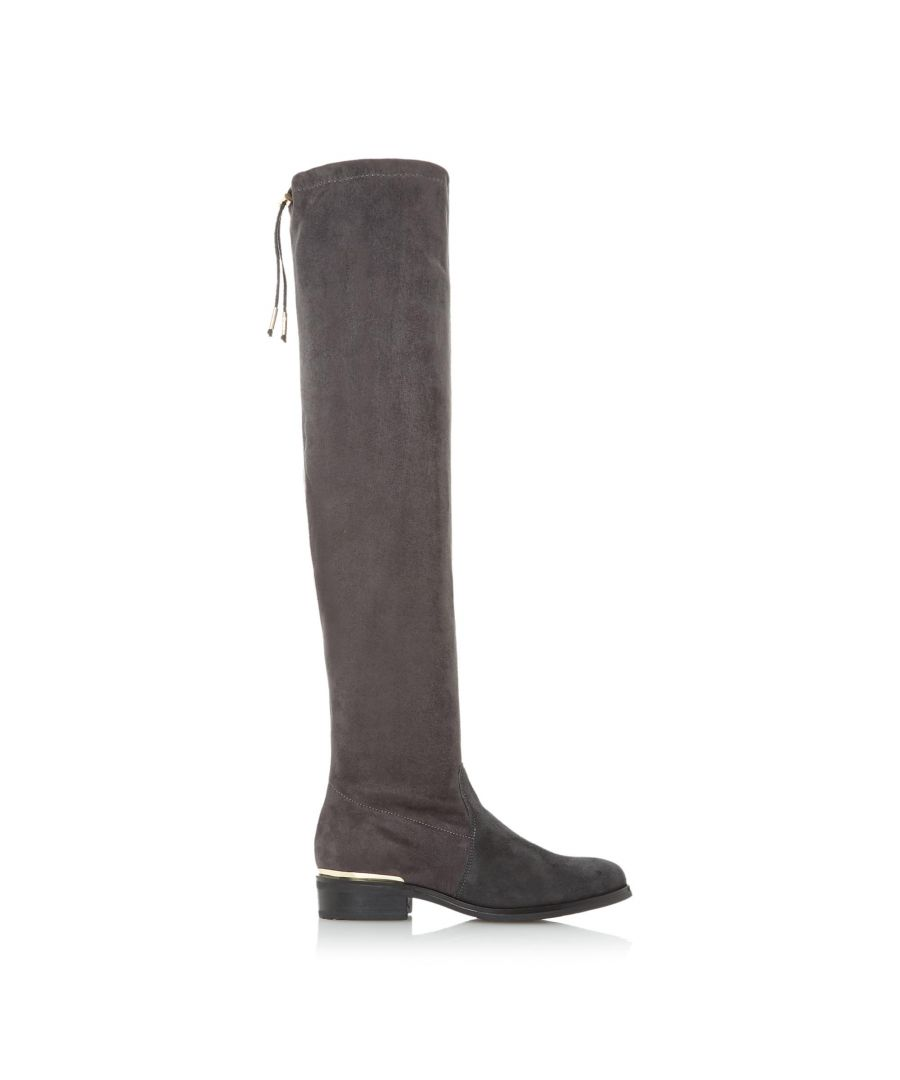 Image for Dune Ladies TALIAH Pull On Over The Knee Boots
