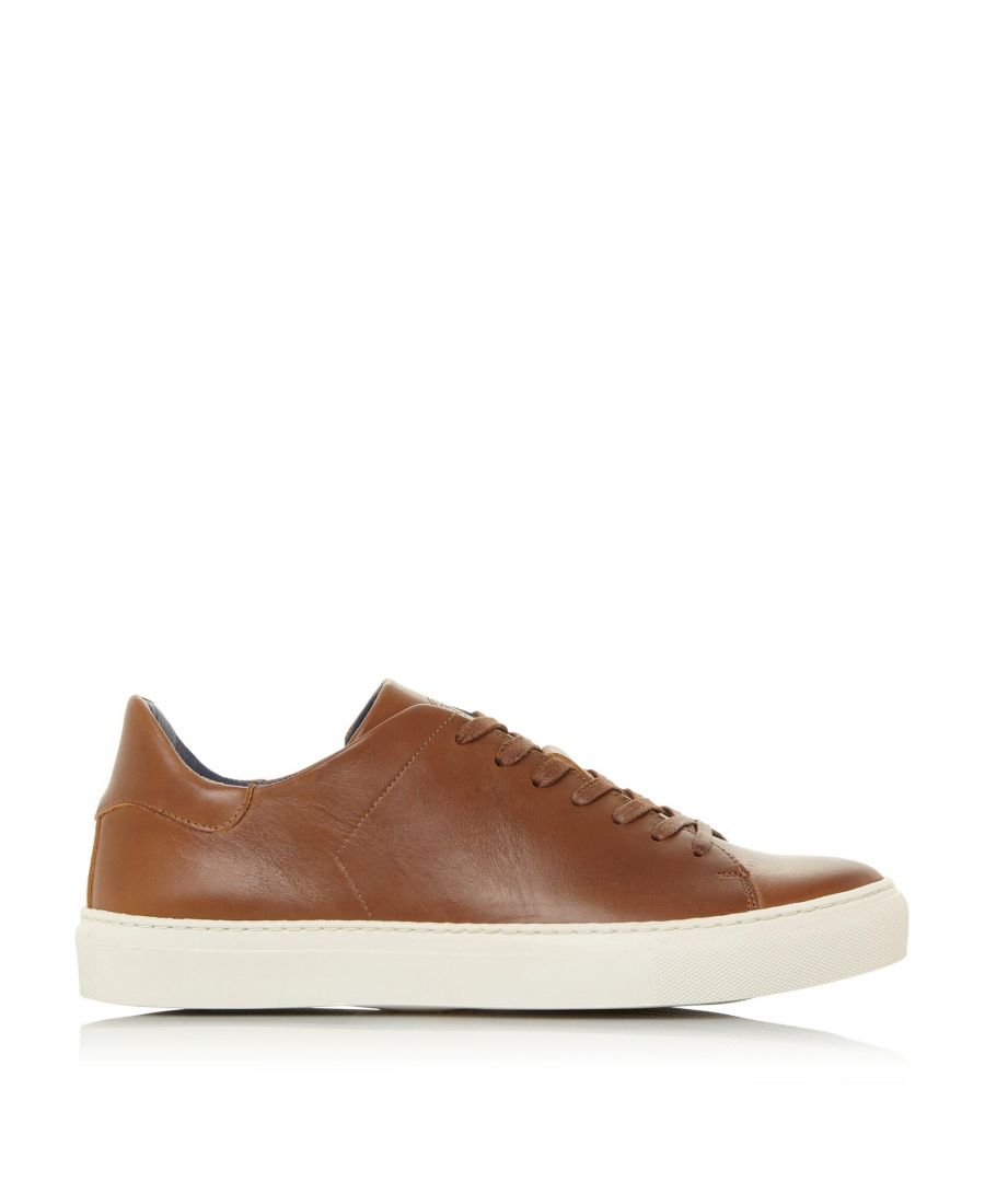 Image for Dune Mens TARGETT  Cupsole Trainers
