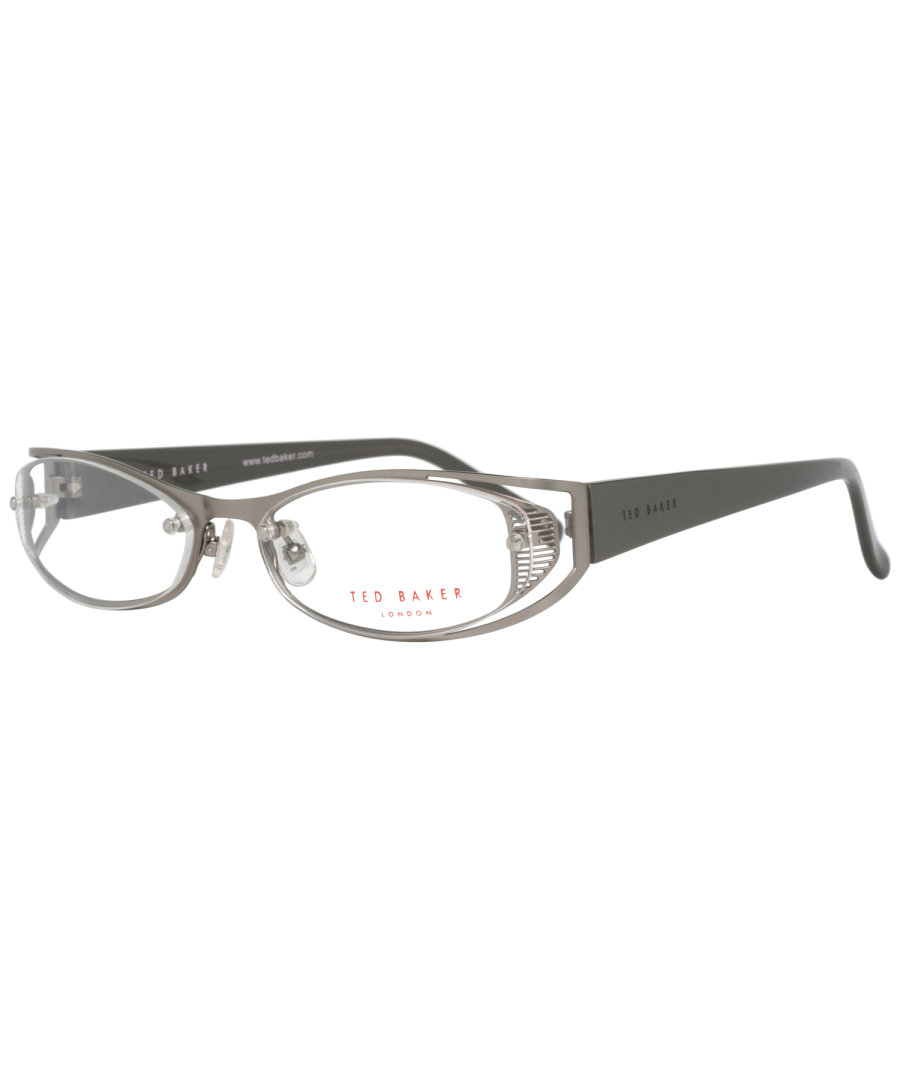 Image for Ted Baker Optical Frame TB2160 869 54 Women Silver
