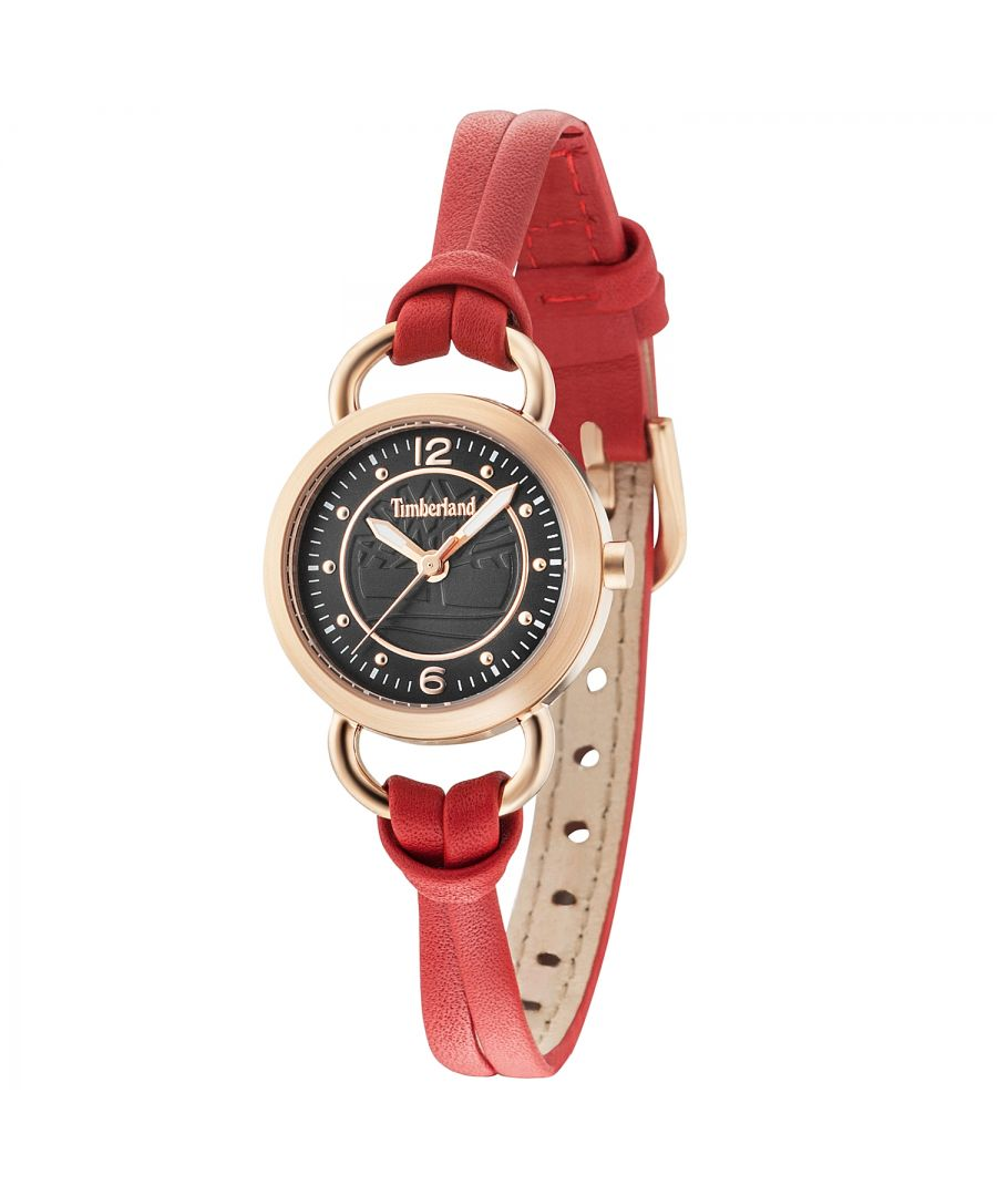 Image for Timberland Watch TBL.15269LSR/02 Roslindale Women Rose Gold
