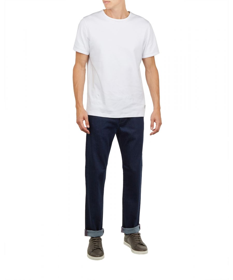 Image for Ted Baker Orray Original Fit Mid Wash Jeans, Mid Wash