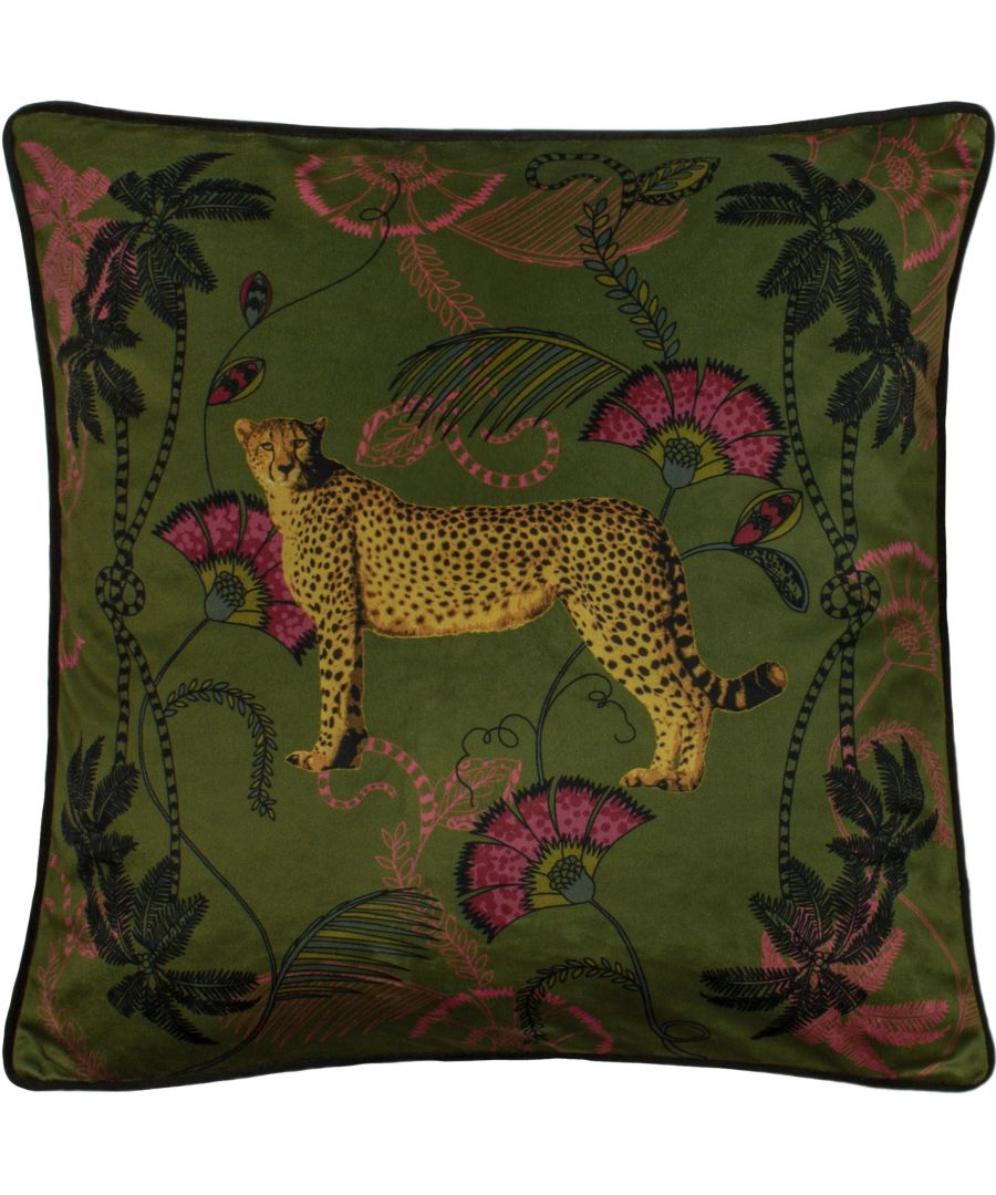 Image for Tropica Cheetah Cushion