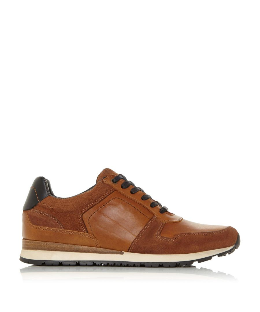Image for Dune Mens TENOR Lace Up Trainers