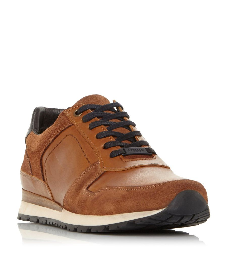 Image for Dune Mens TENOR Lace Up Trainer