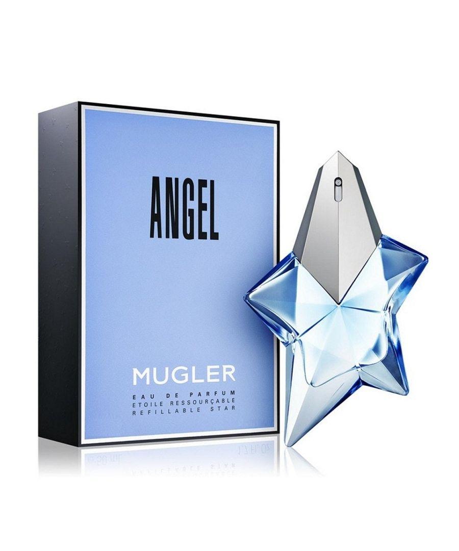 Image for Mugler Angel Refillable Eau De Parfum Spray 25Ml
