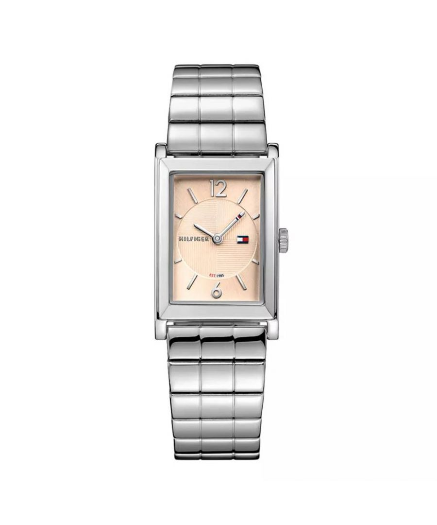 Image for Women's Tommy Hilfiger Josie Stainless Steel Band Watch