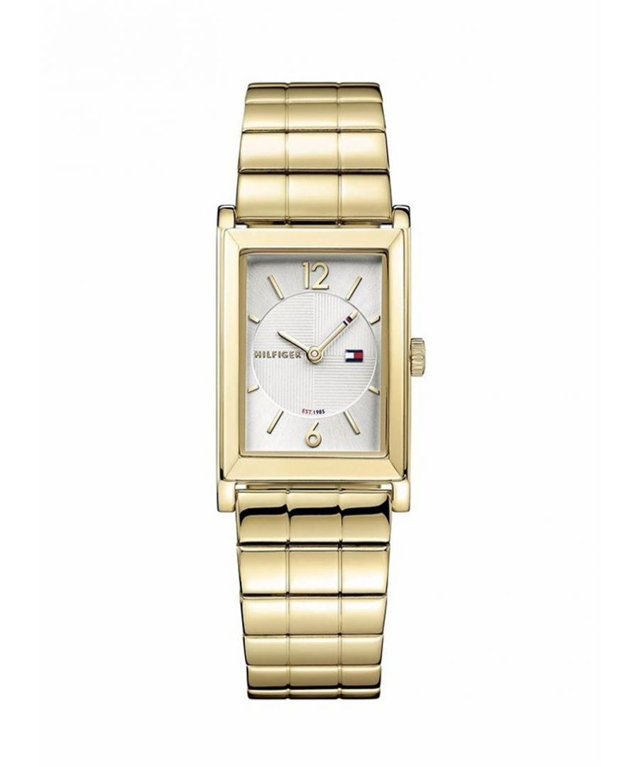Image for Women's Tommy Hilfiger Josie Gold Tone Steel Band Watch