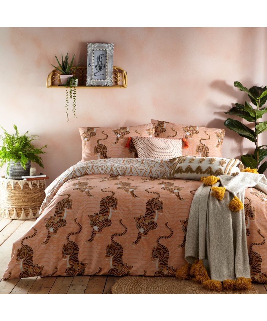 Image for Tibetan Tiger Duvet Cover Set
