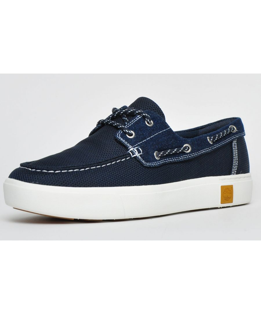 Image for Timberland Amherst Boat Mens
