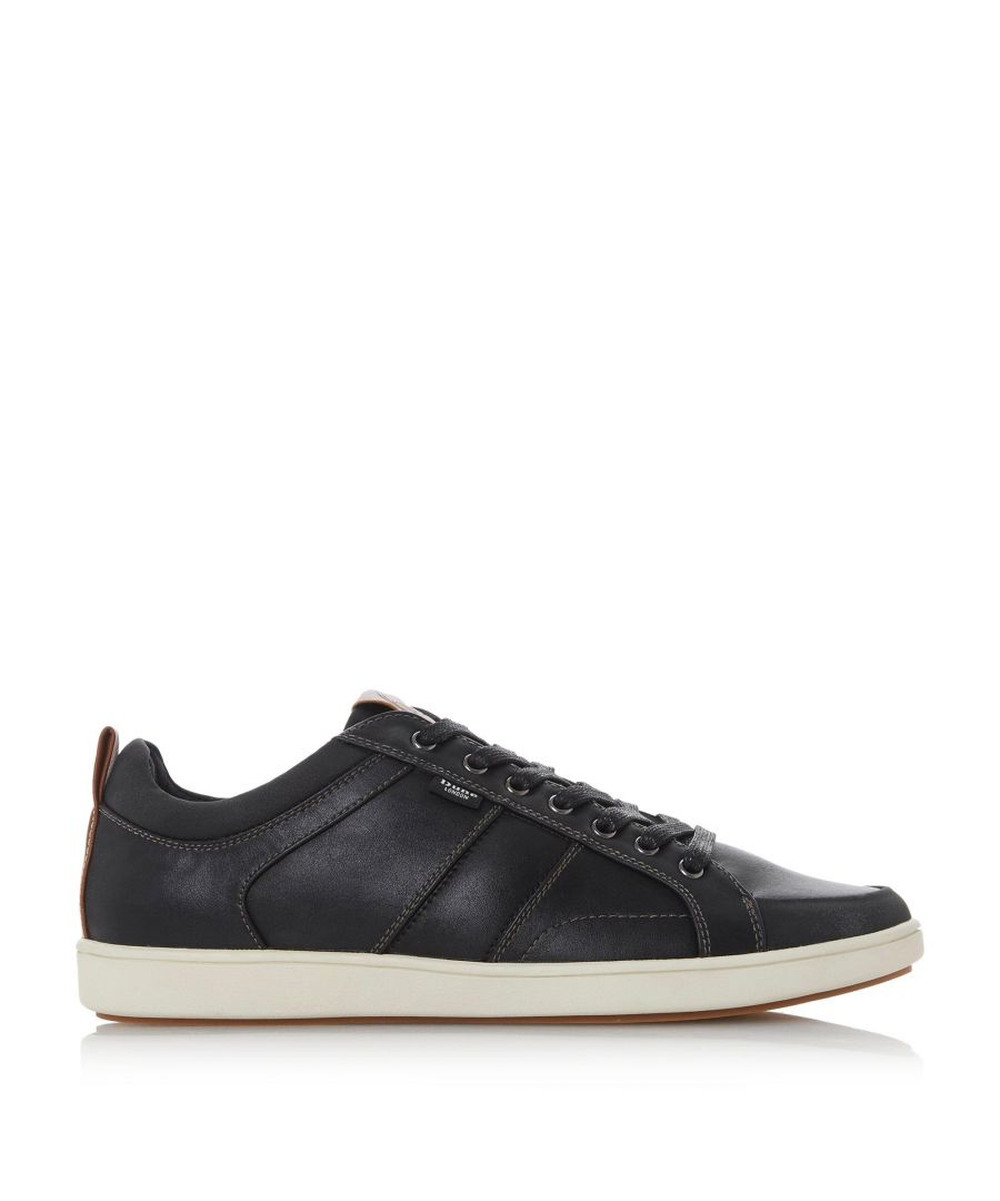 Image for Dune Mens TOMKIN Low Lace Up Trainer
