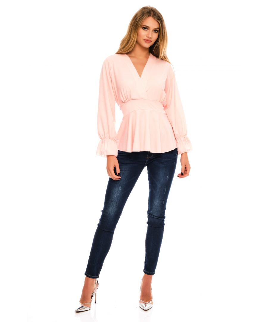 Image for Alice Long Sleeve Top