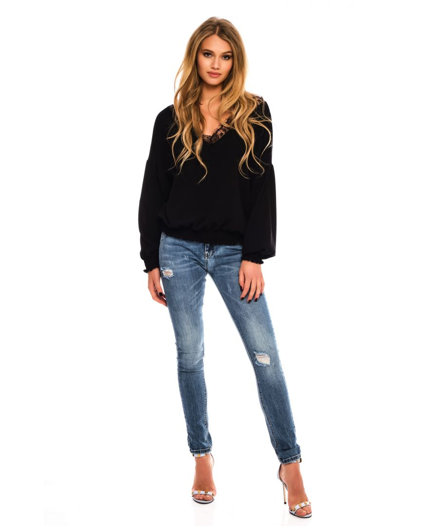 Image for Katerine Long Sleeve Top