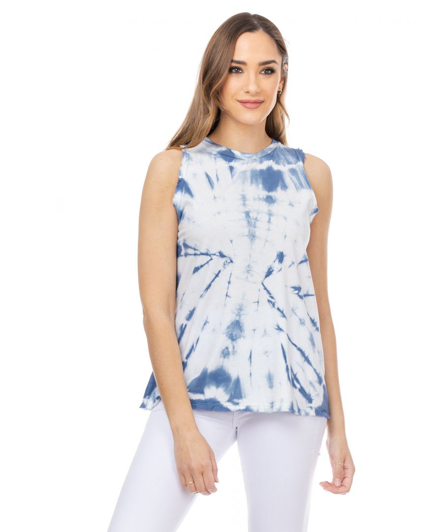 Image for Tie-dye effect t-shirt