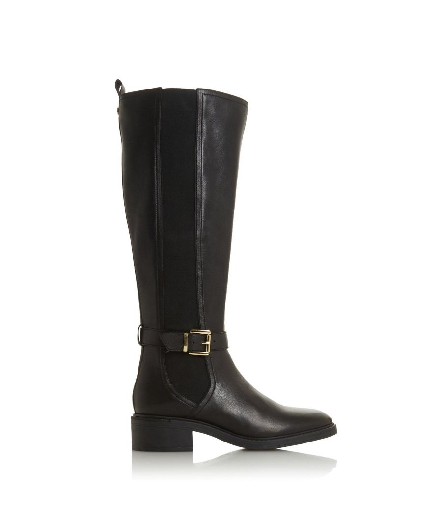 Image for Dune Ladies TORENT T Buckled Knee High Boots