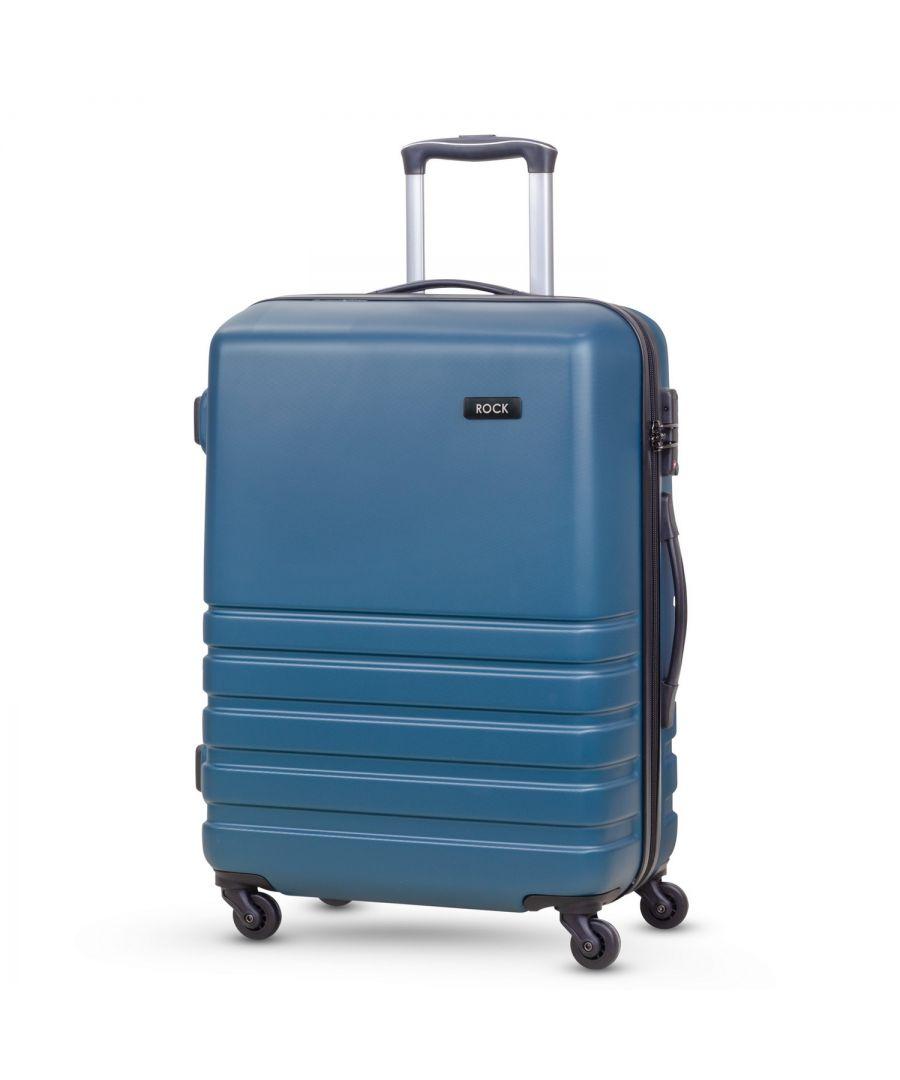 Image for Byron 64cm Hardshell 4 Wheel Spinner Suitcase Teal