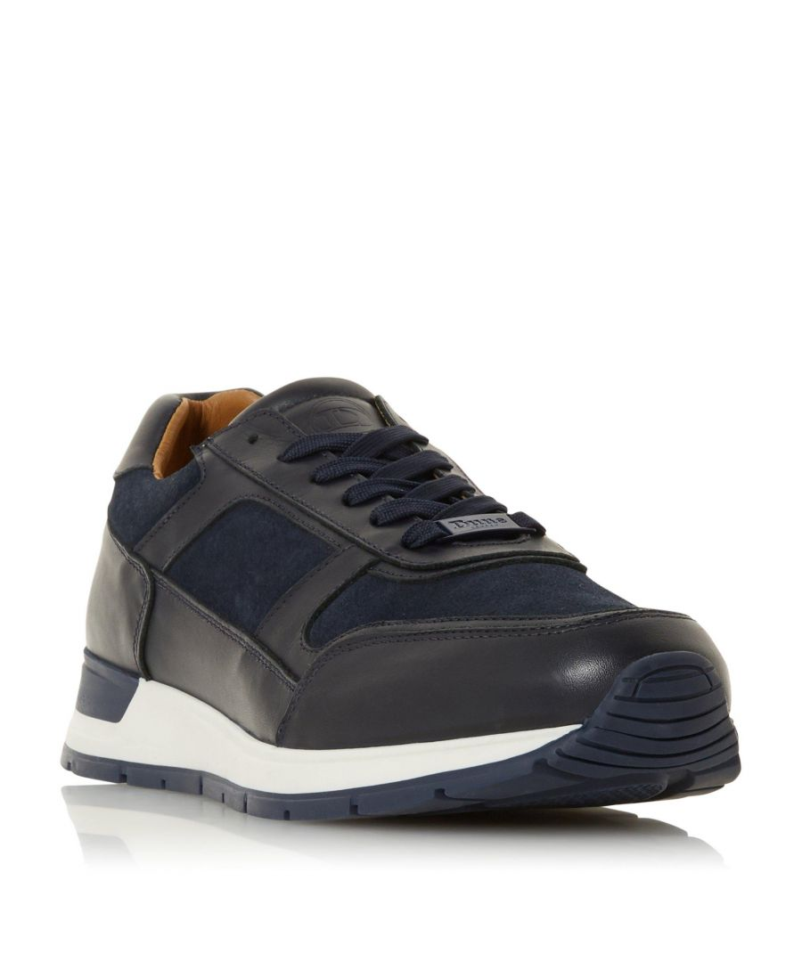 Image for Dune Mens TRANSFORMM Lace Up Trainer