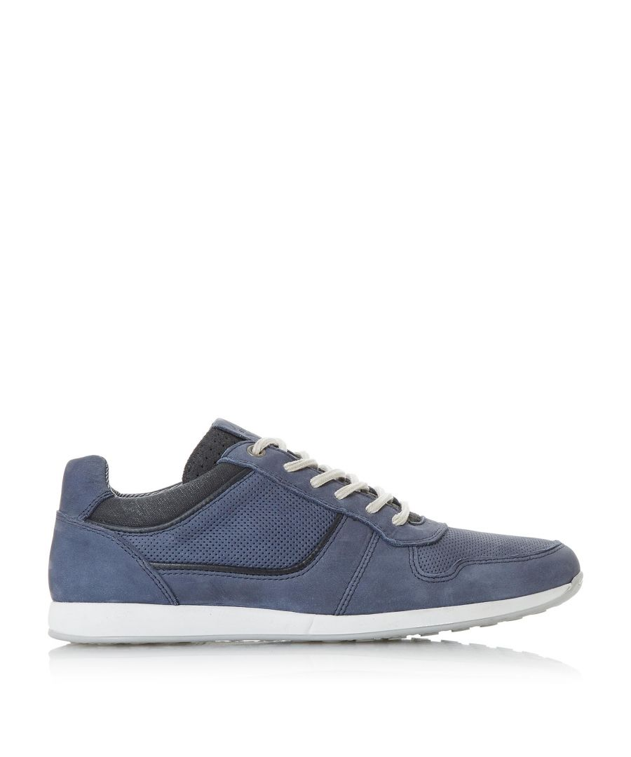 Image for Dune Mens TREX Lace Up Runner Trainers