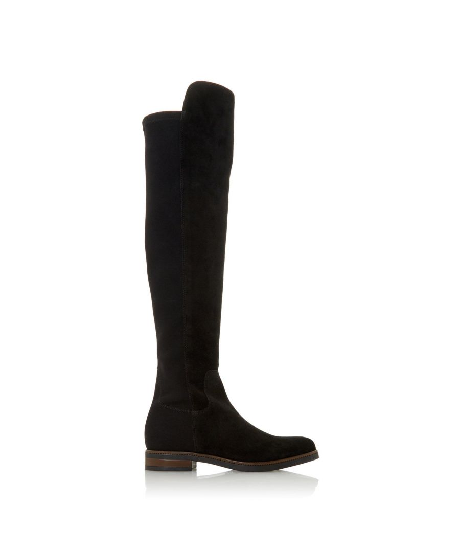 Image for Dune Ladies TROPIC Over The knee Stretch Boots