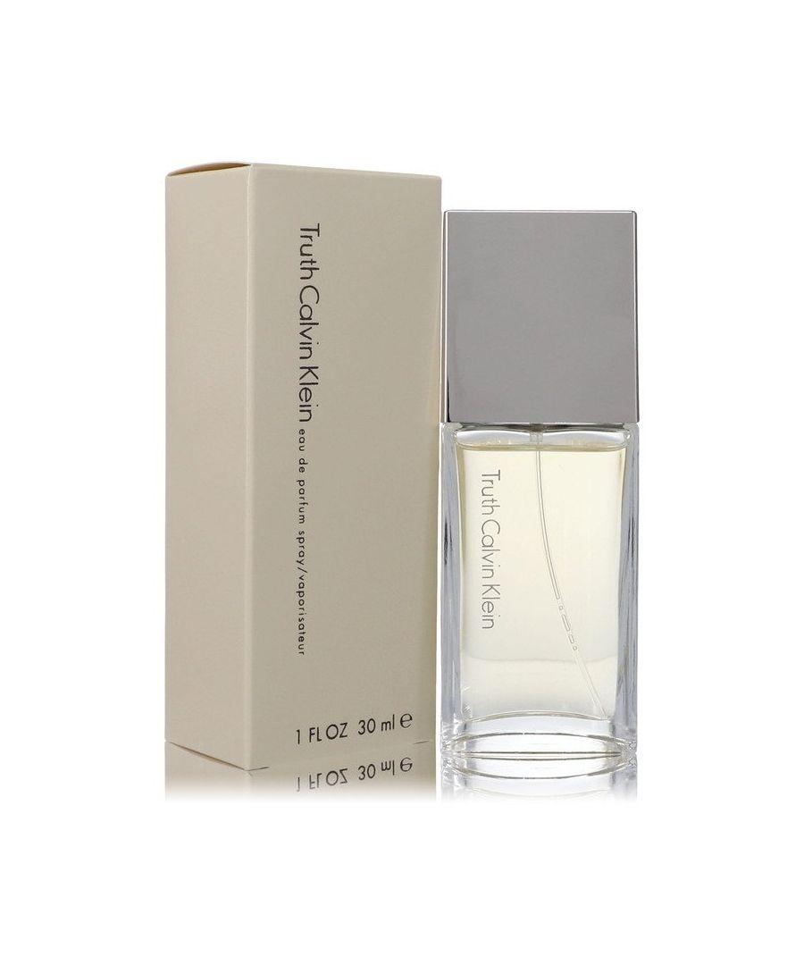 Image for Truth Eau De Parfum Spray By Calvin Klein 30 ml