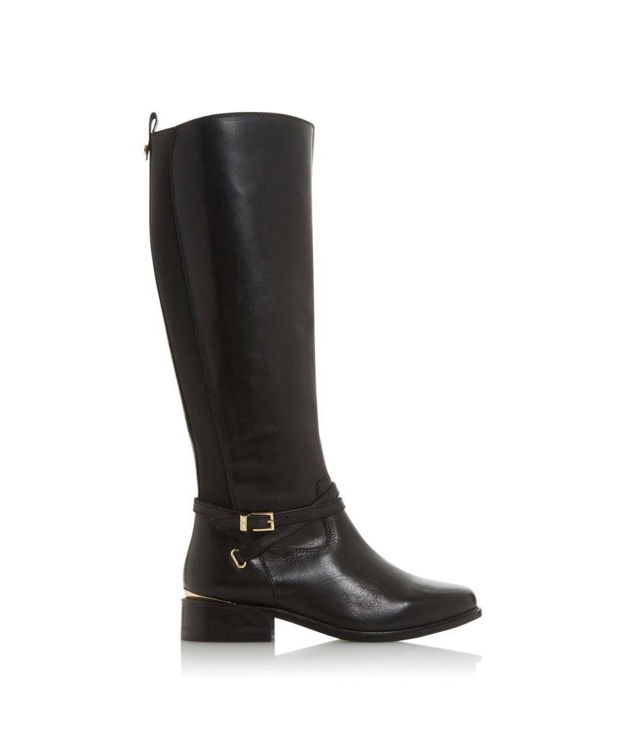 Image for Dune Ladies TRUE Double Strap Knee High Boots