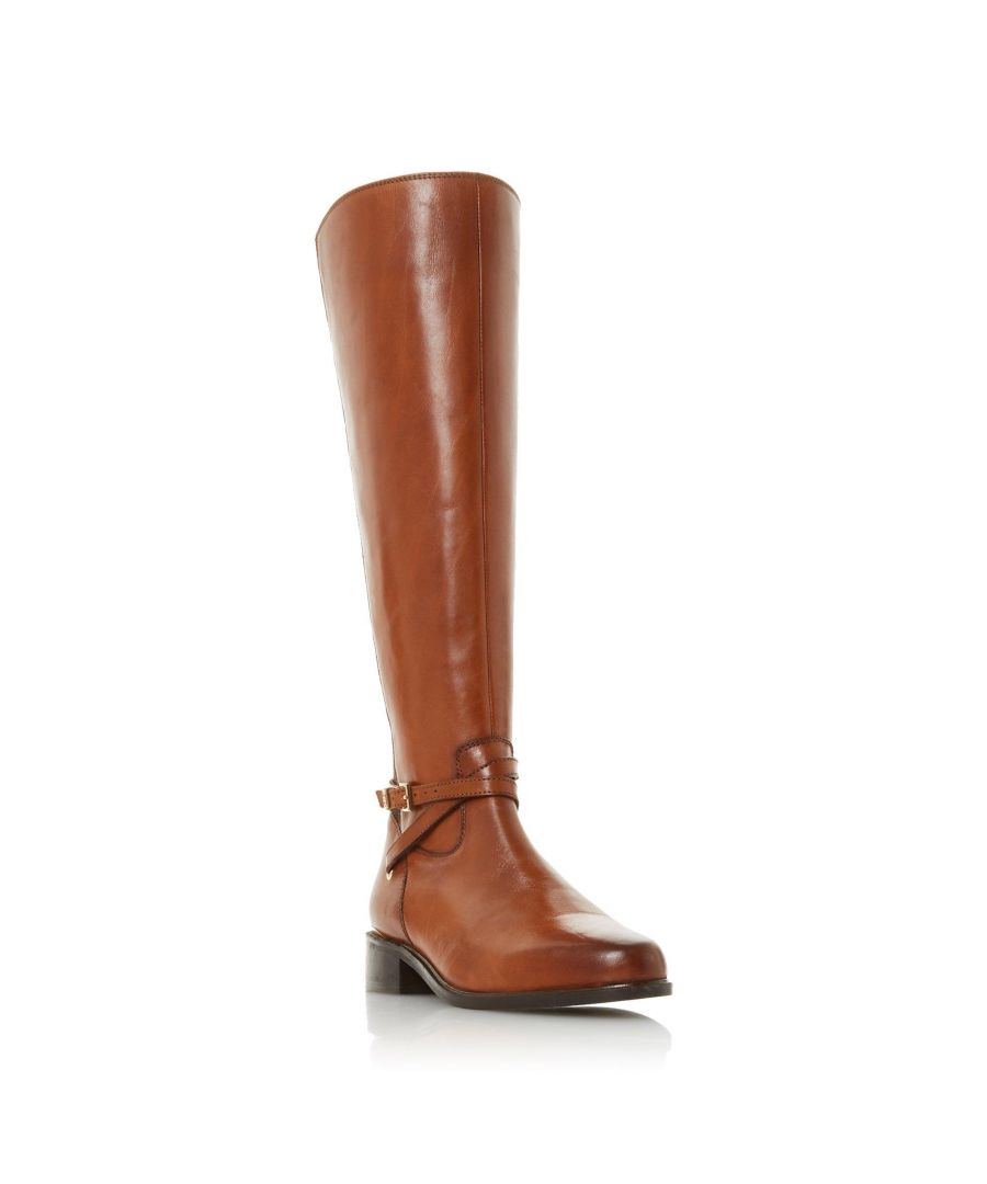 Image for Dune Ladies TRUE Double Strap Knee High Boot