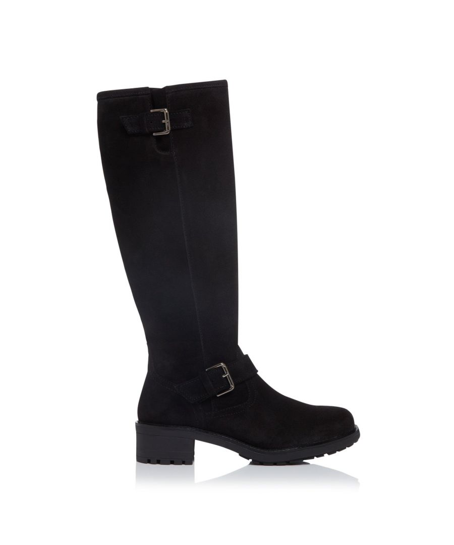 Image for Bertie Ladies TRUST Cleated Knee High Boots