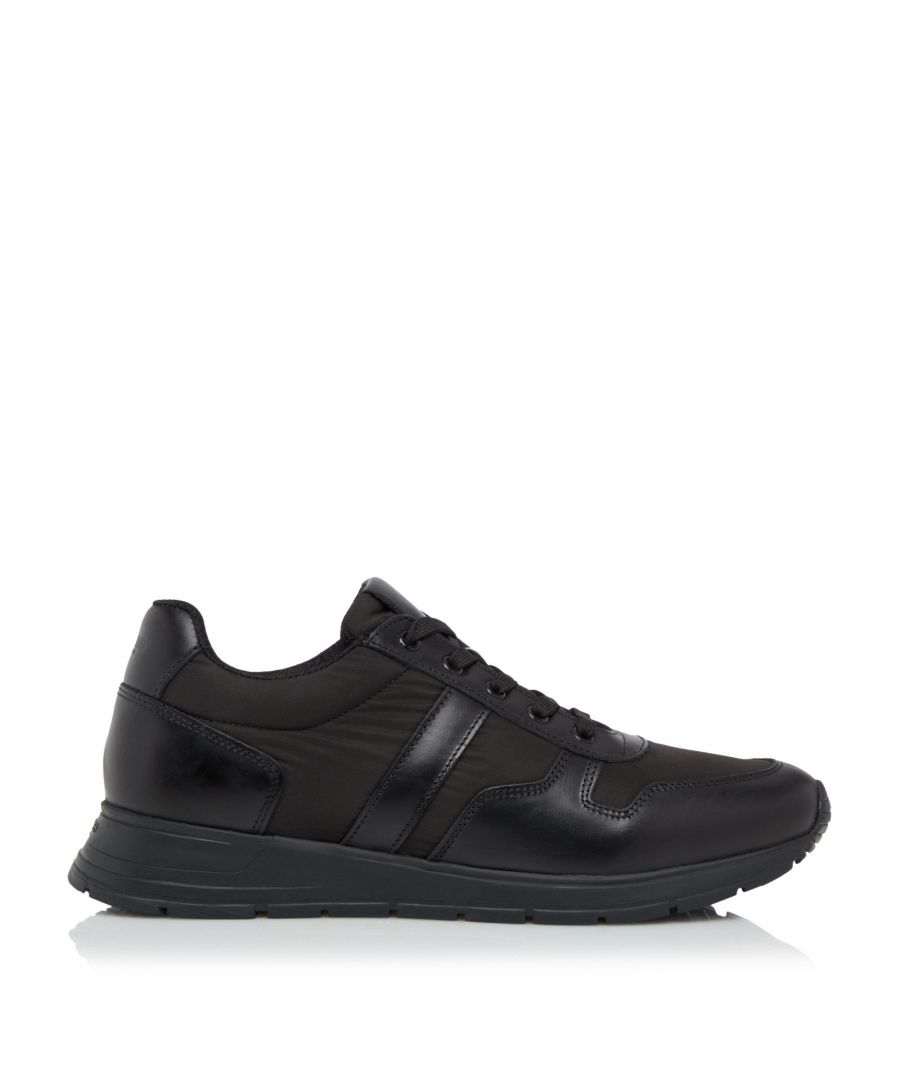 Image for Dune Mens TYPE Lace Up Trainers