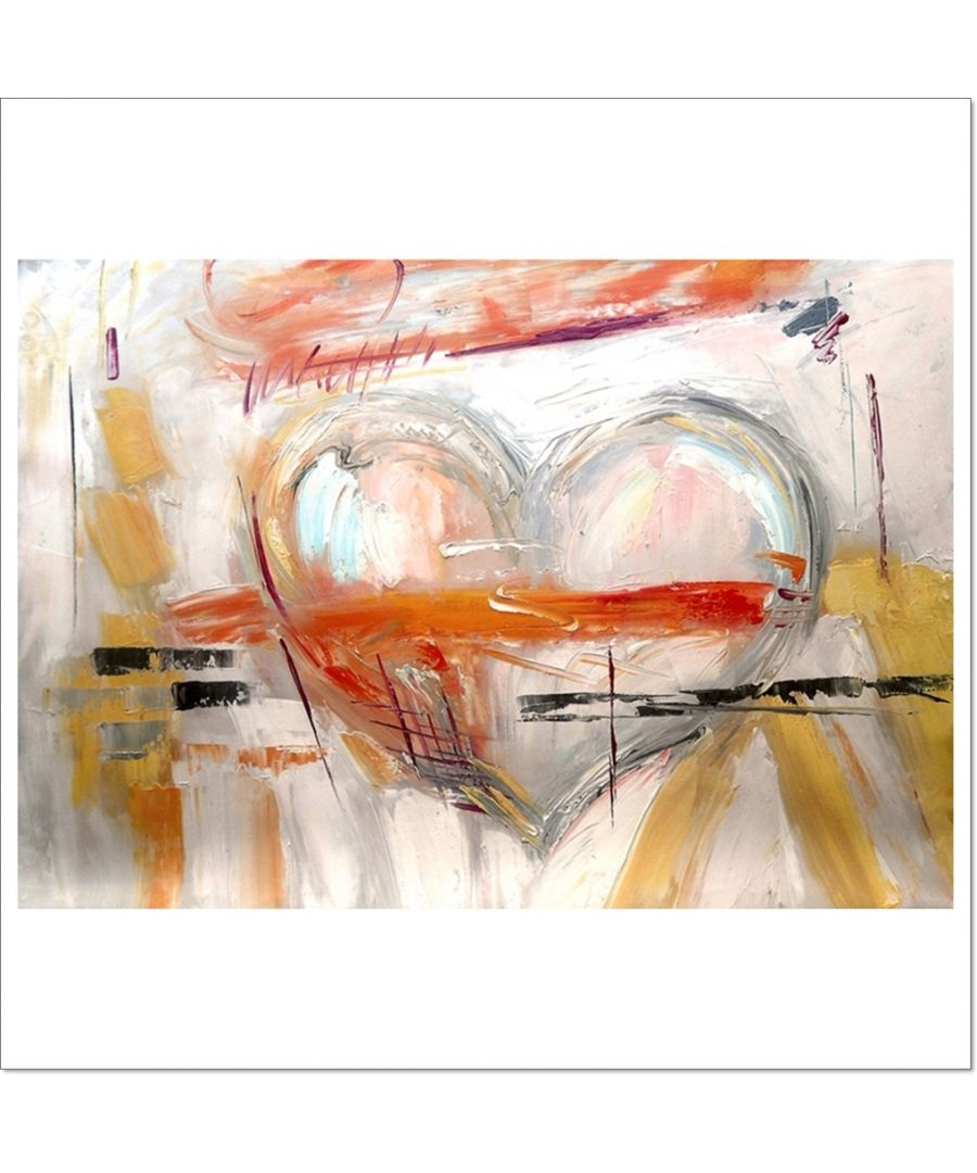 Image for Oil Painting - Love Traits Cm. 60x90