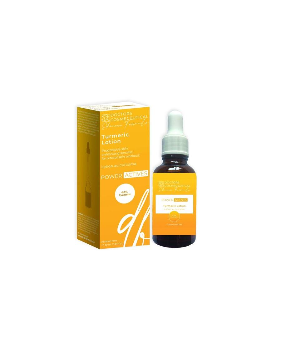 Image for Doctors Formula Power Active Turmeric Lotion 30ml