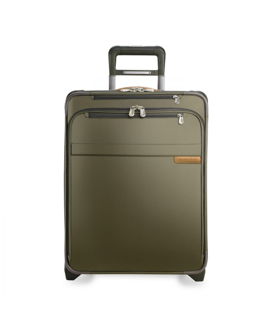 Image for Baseline International Carry-On Expandable Wide-Body Upright