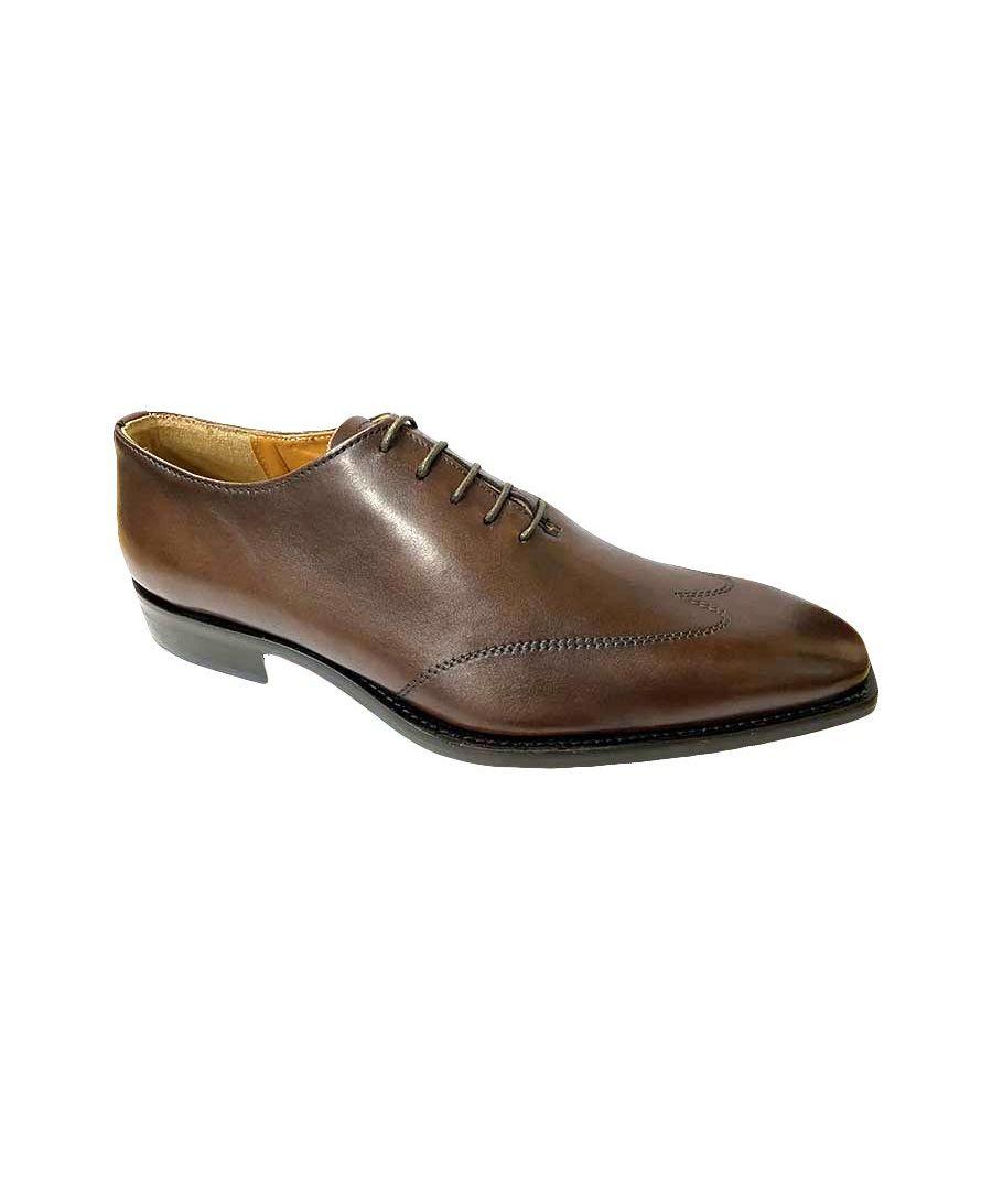 Image for UGO Brown Oxford Shoe