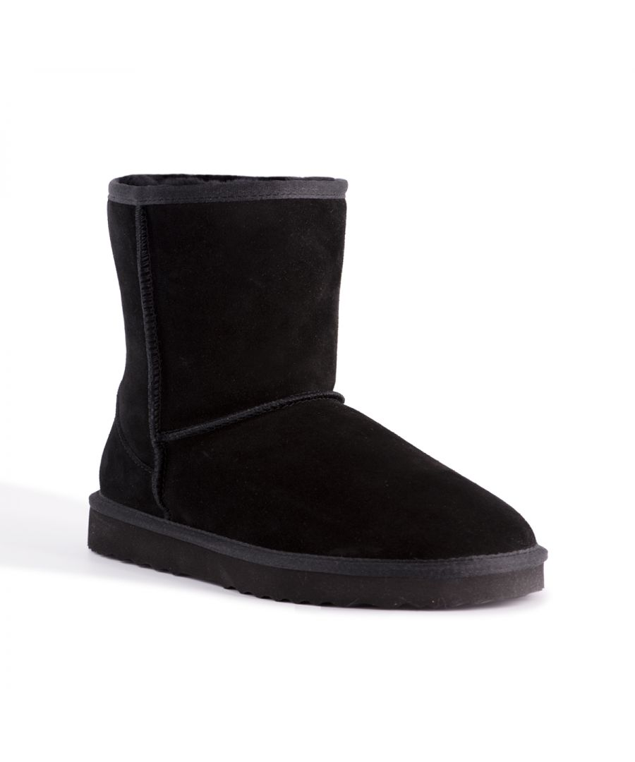Image for Aus Wooli Australia Mid Calf Sheepskin Boot