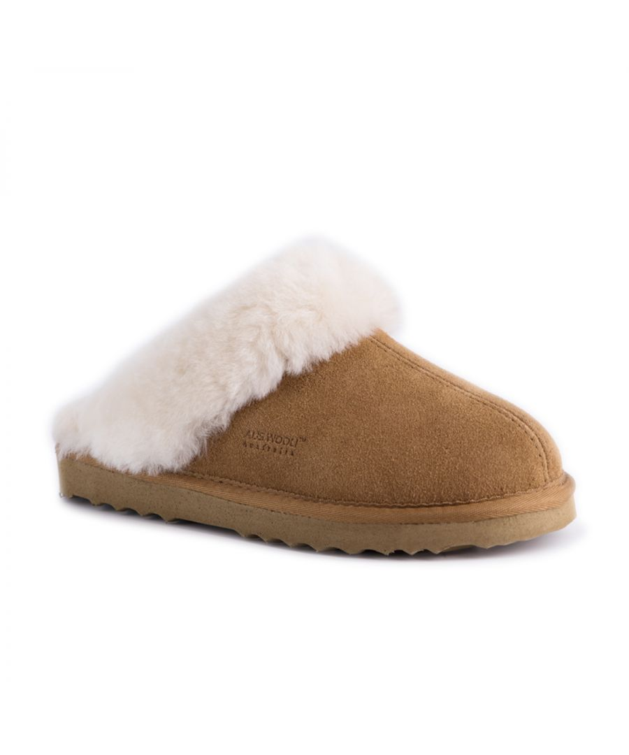 Image for Aus Wooli Australia Sheepskin Wool Sydney Slippers