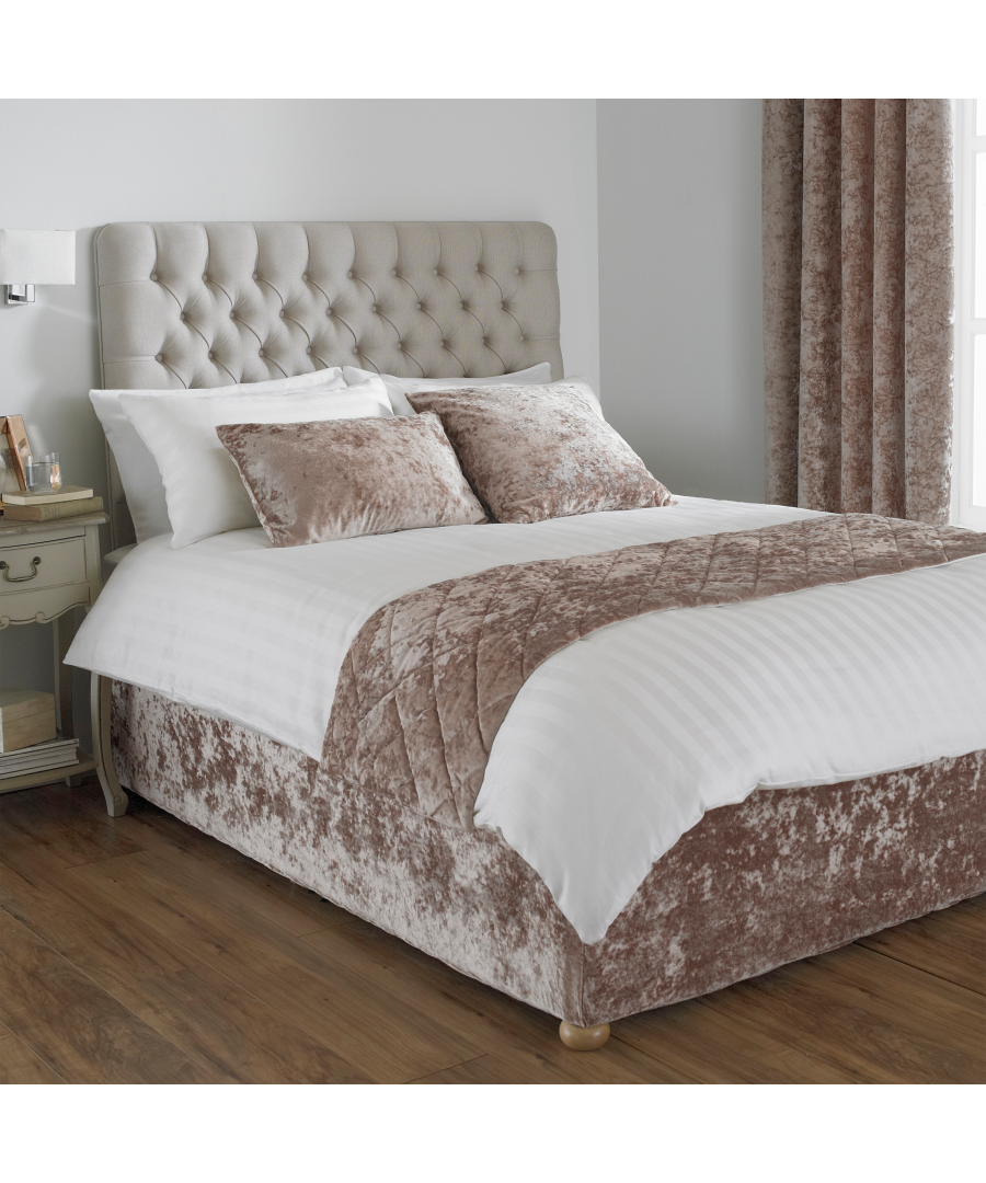 Image for Verona Bed Wrap SKing Oyster
