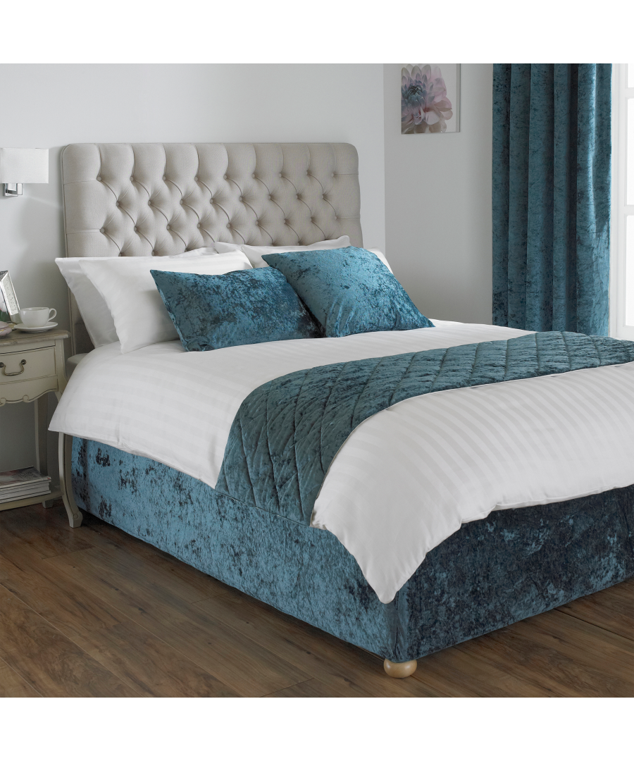 Image for Verona Bed Wrap SKing Teal